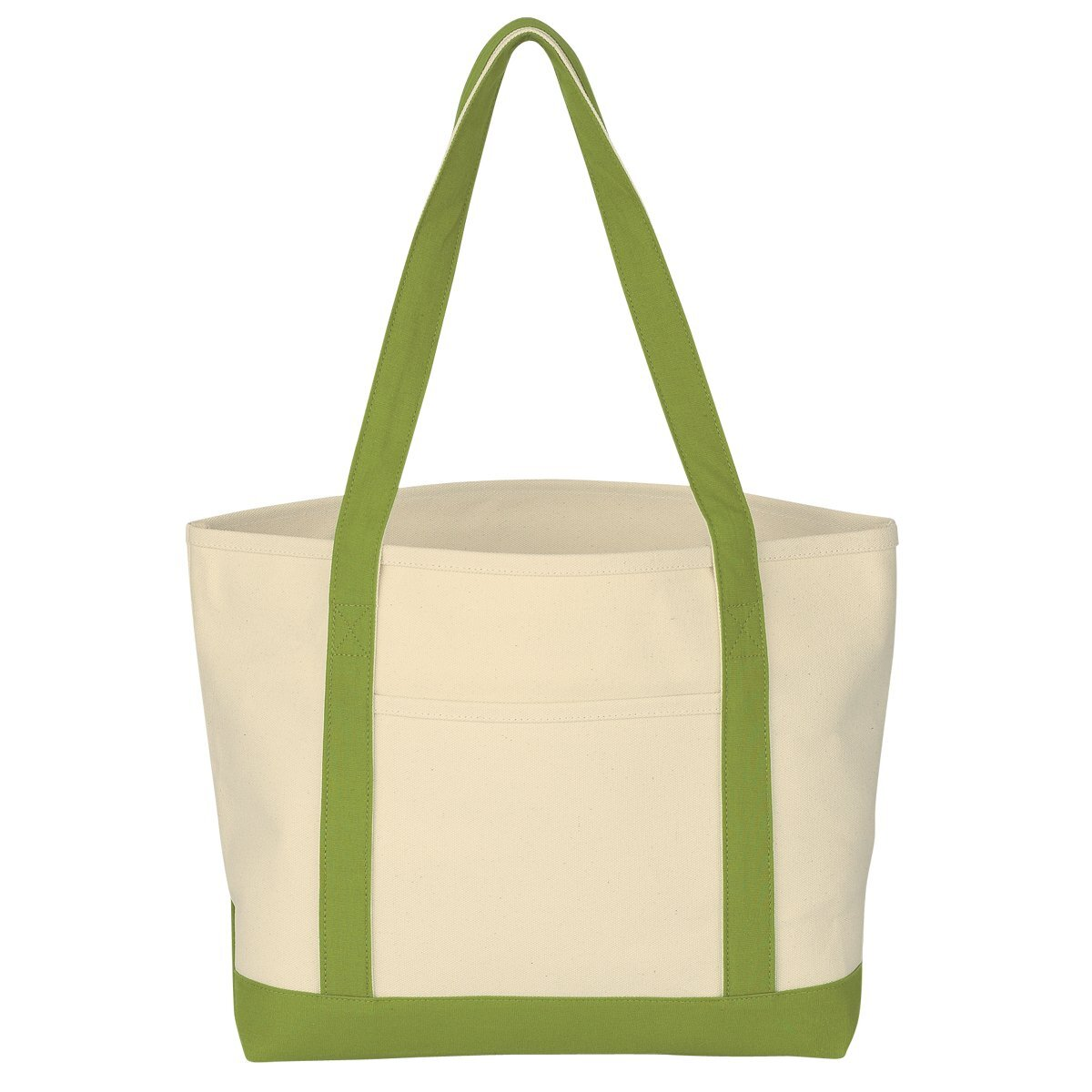 Heavy Cotton Canvas Boat Tote