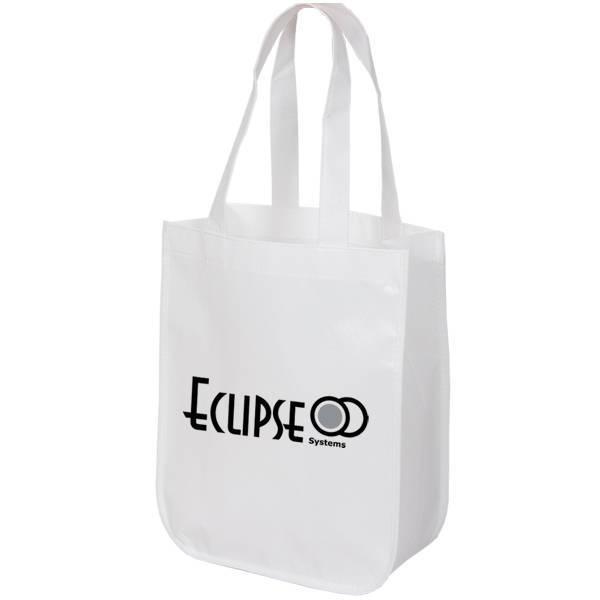 Laminated Mini Fashion Gift Tote