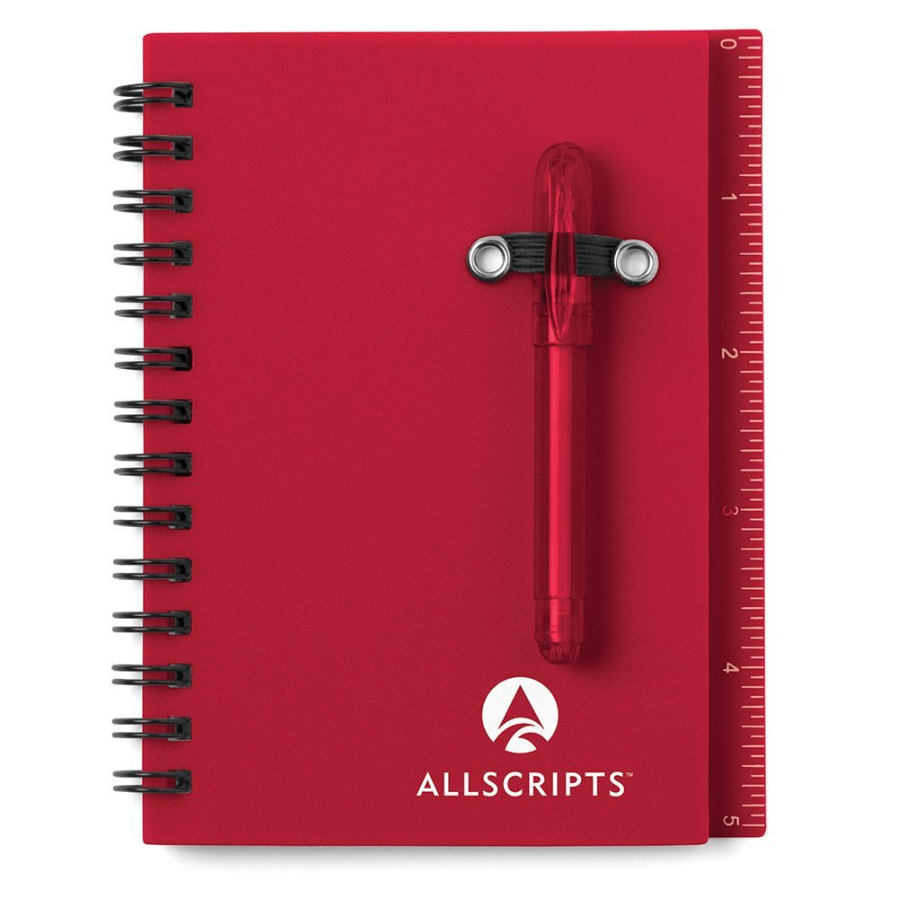 "All Inclusive Mini Notebook, 4-1/8"" x 5-1/8"""