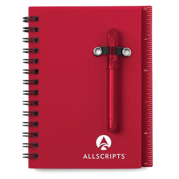 "All Inclusive Mini Notebook, 4-1/8"" x 5-1/8"""