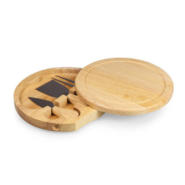 Brie Cheese Board Set