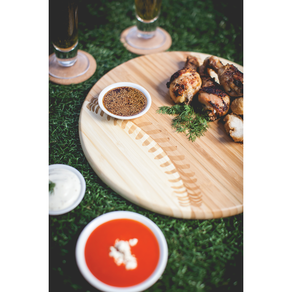 Baseball Bamboo Cutting Board