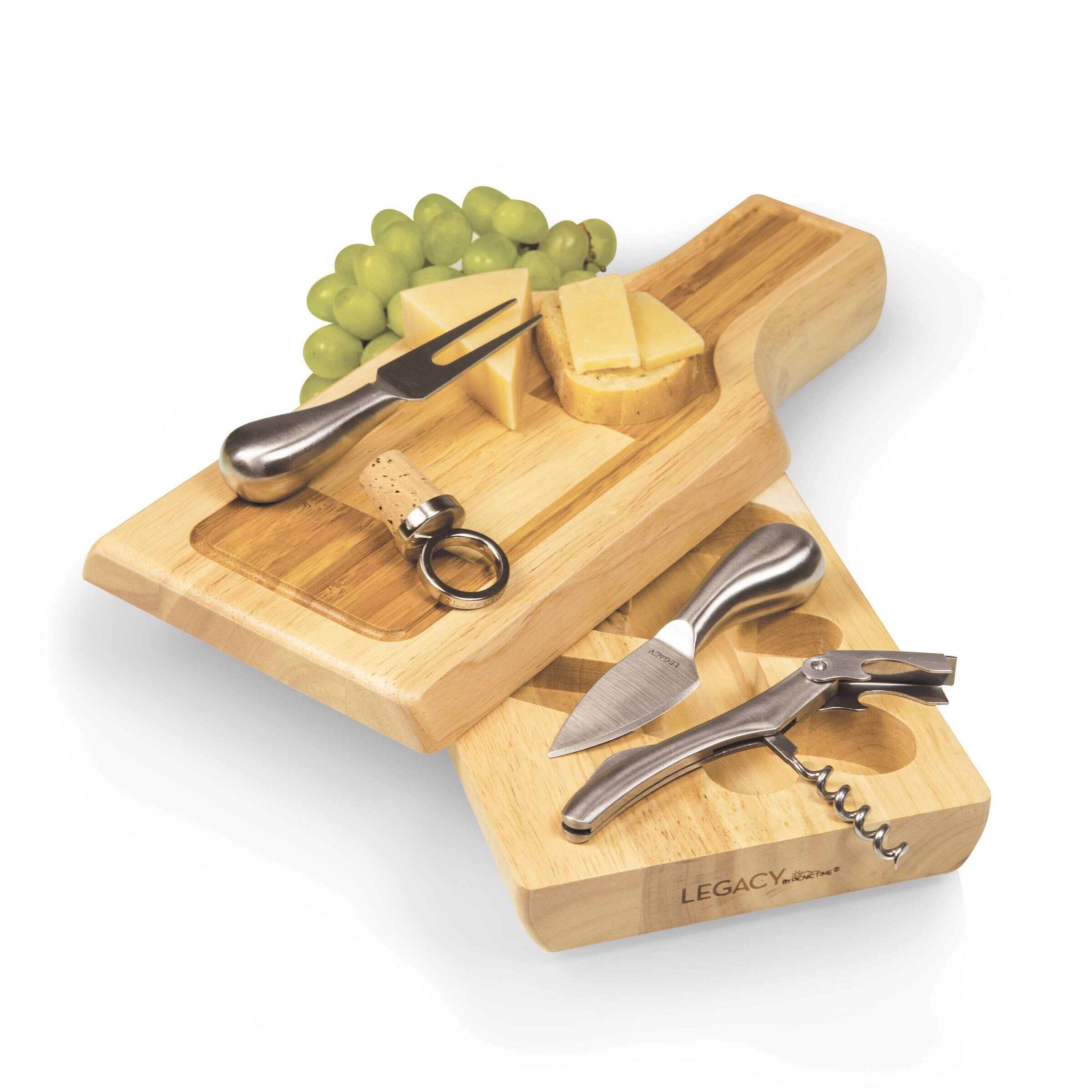 Silhouette Cheese Board Set