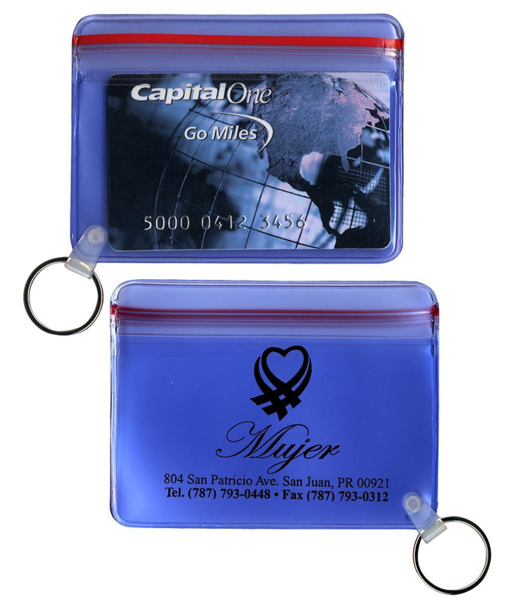 Translucent Waterproof Coin Wallet