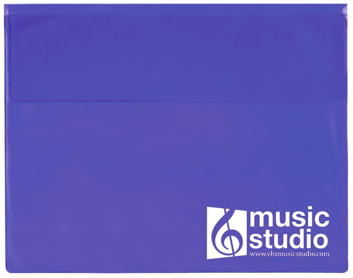Translucent Flap Portfolio, Letter Size