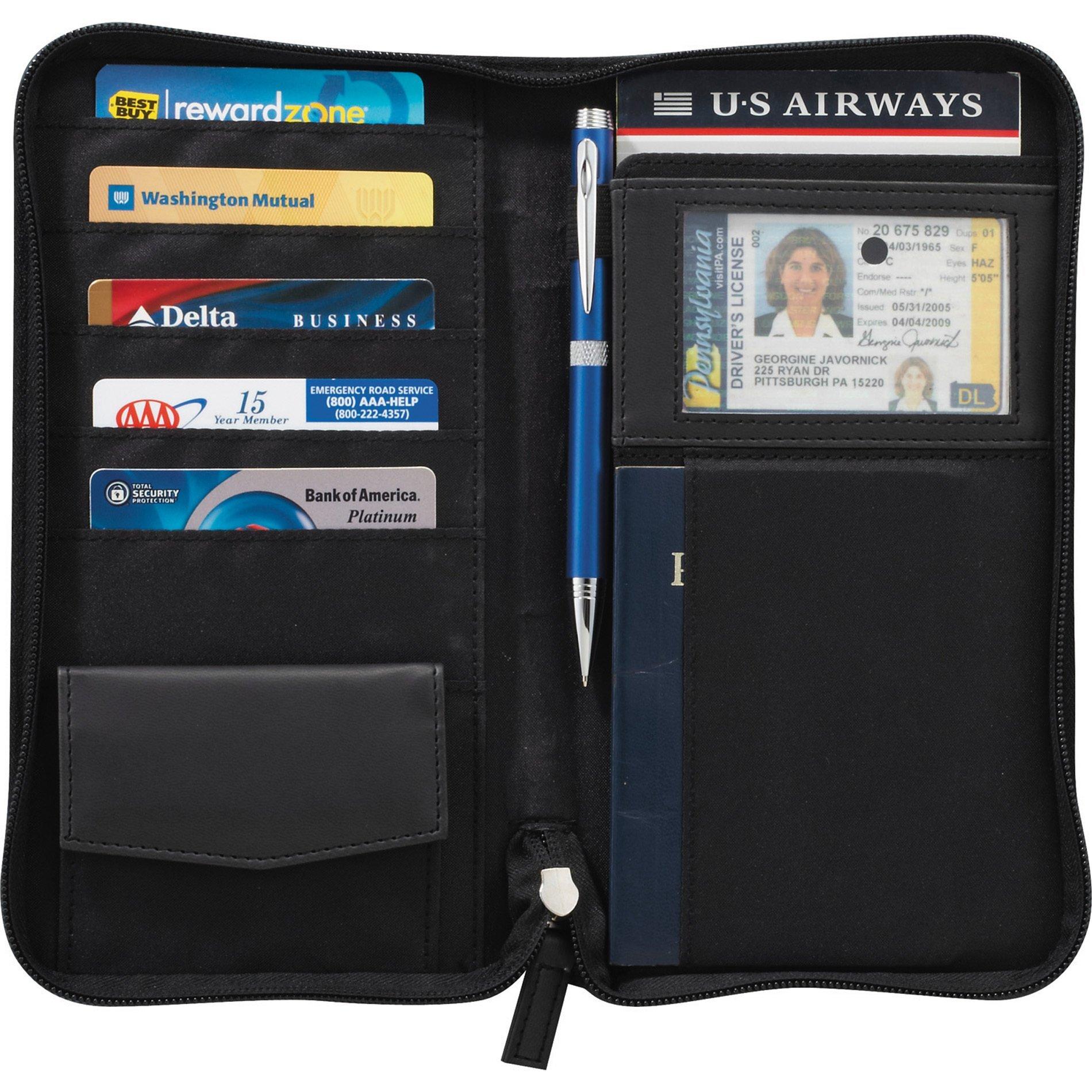 Cosmopolitan Travel Wallet