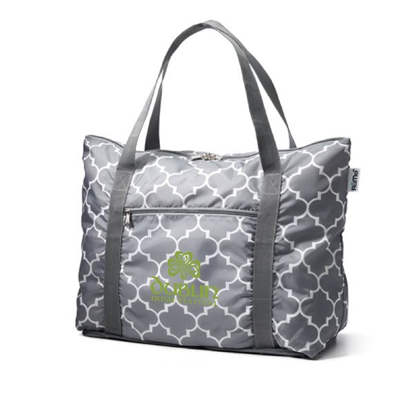 RuMe® cFold Travel Duffel, Downing Pattern