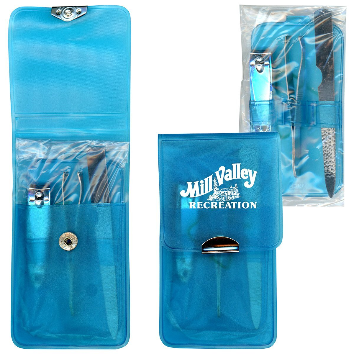 Satin Manicure Nail Care Set