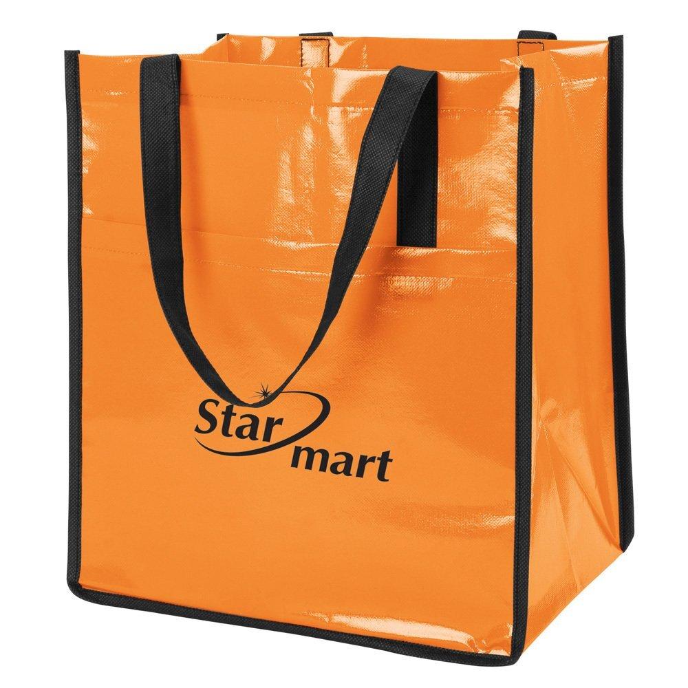 Slick Non-Woven Shopper Tote