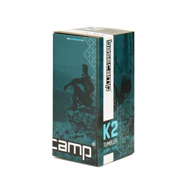 Basecamp® K2 Tumbler, 30oz.