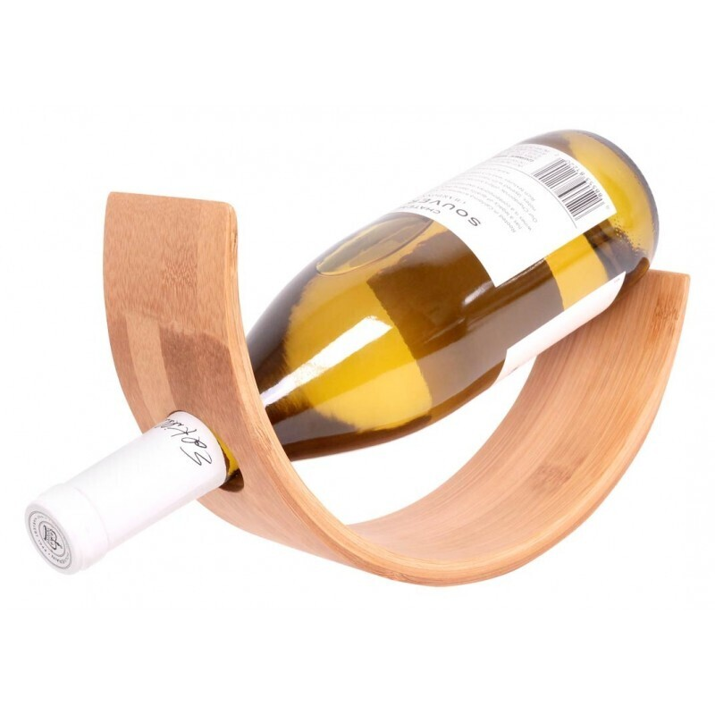Bamboo Arc Wine Holder