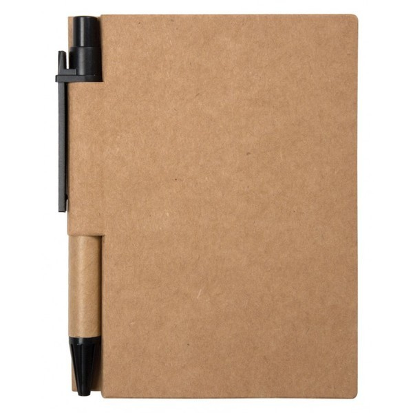 Aria Recycled Notepad & Pen
