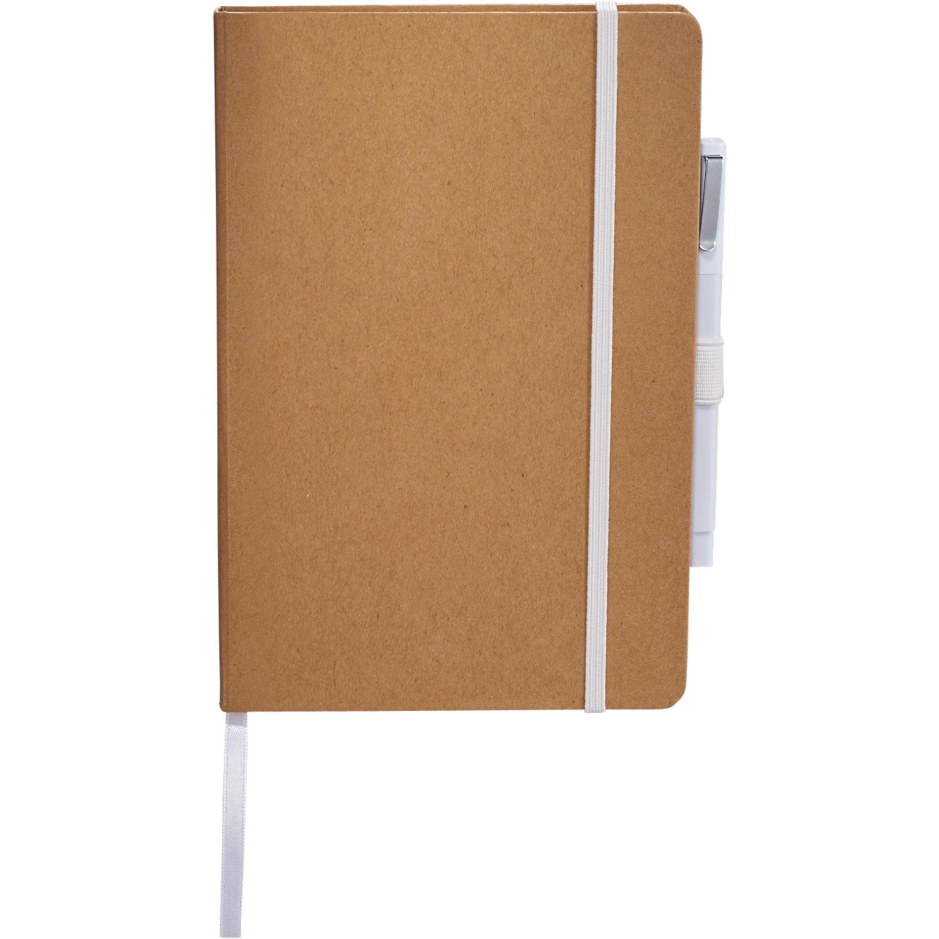 Eco Color Bound JournalBook™ & Pen Gift Set
