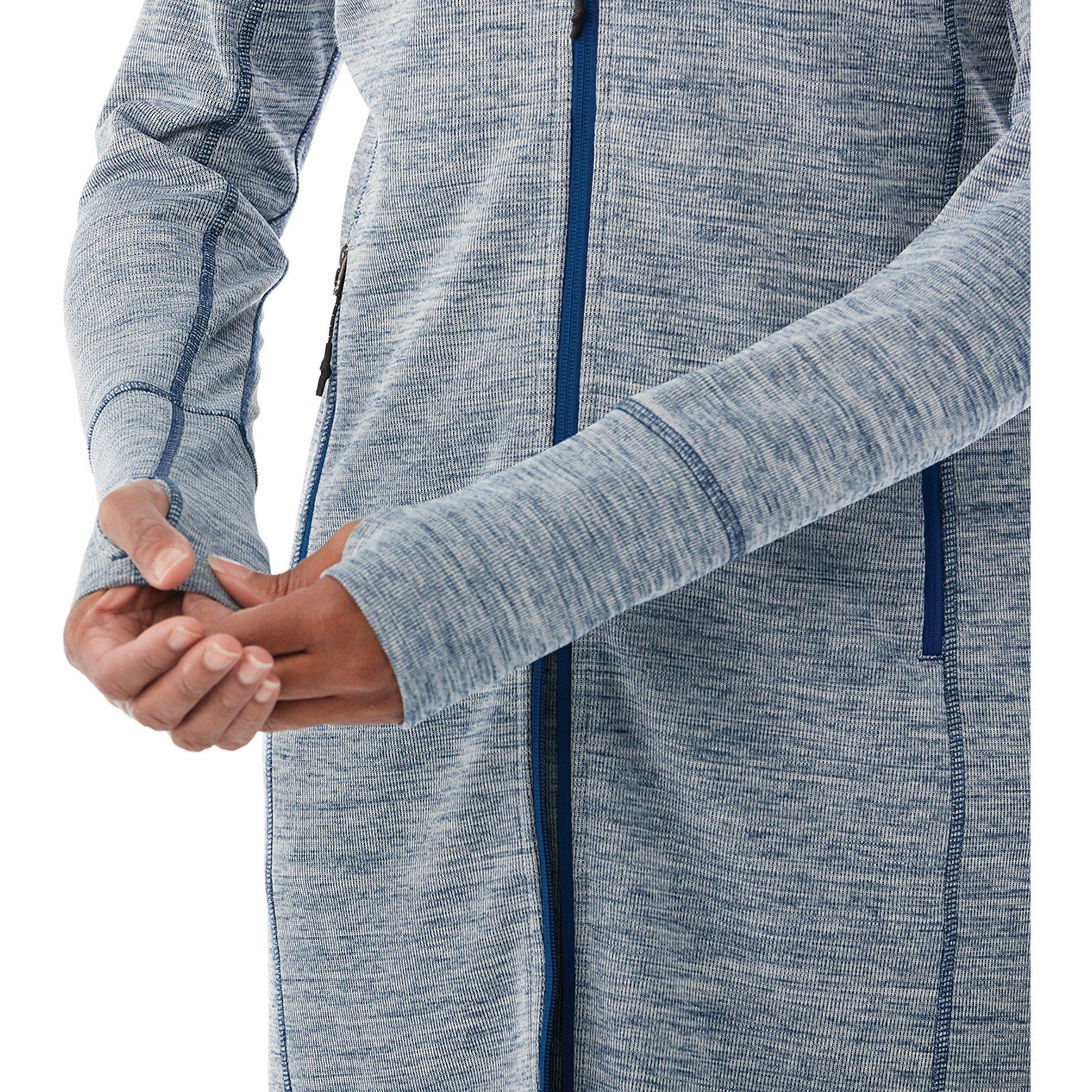 Odell Ladies' Knit Zip Hoodie