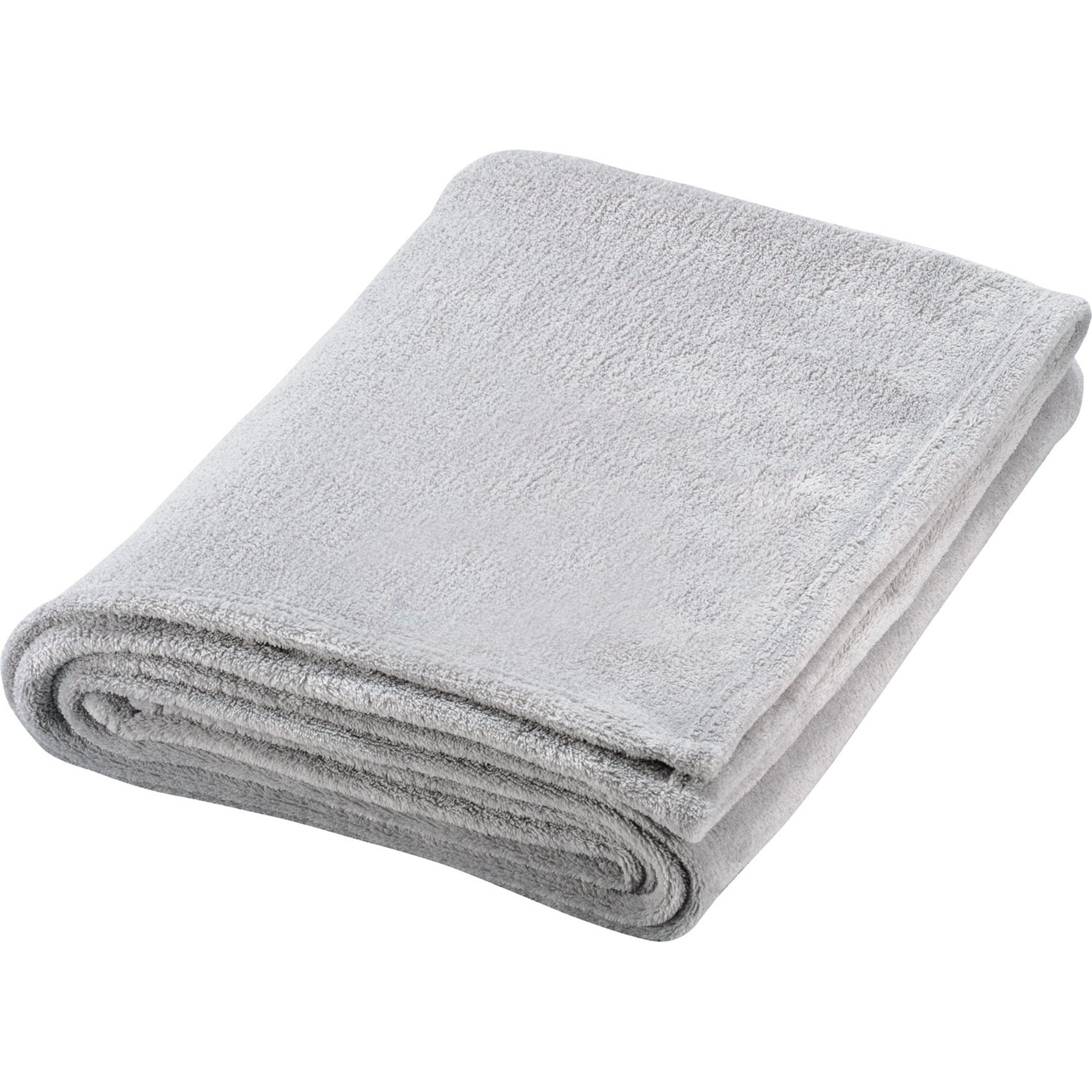 "Micro Coral Plush Blanket, 50"" x 60"""