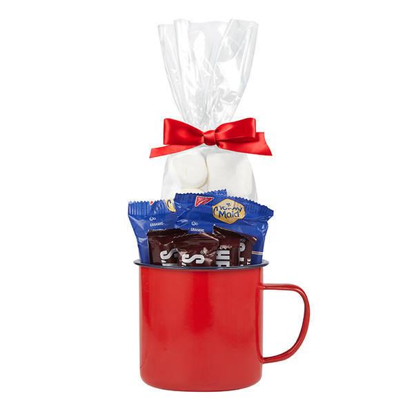 Camper Mug & Smores Gift Set