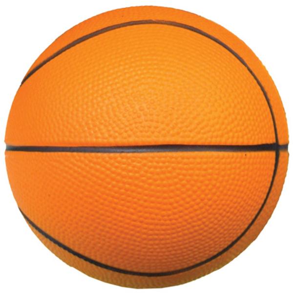 """Foam Basketball, 4"""""""