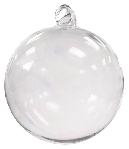 Hand Blown Glass Ornament