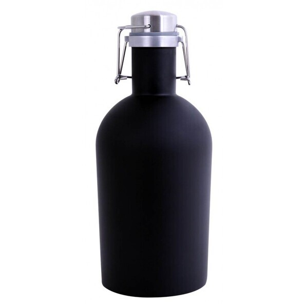 Stainless Steel Growler, 64oz.