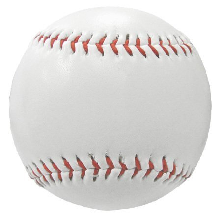 Mini Synthetic Leather Baseball, 2-5/8""