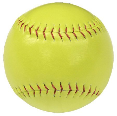 Synthetic Leather Softball, 12""