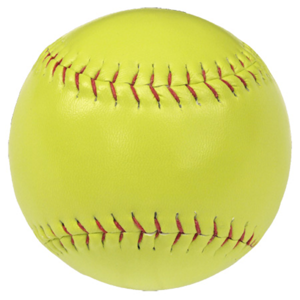 """Synthetic Leather Softball, 12"""""""