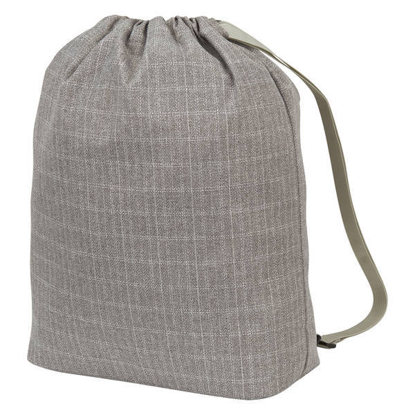 Barclay Polyester Twill Cinch Backpack
