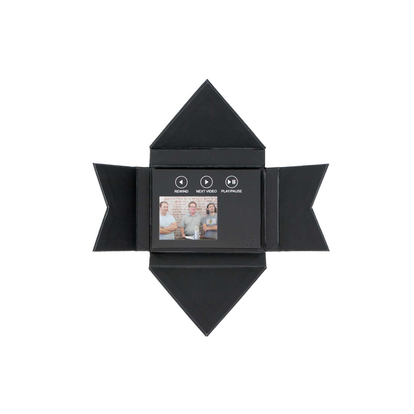 "Videology Mini Video Brochure, 4"", 128MB"