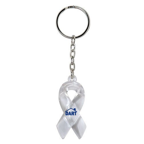 Awareness Ribbon Keytag