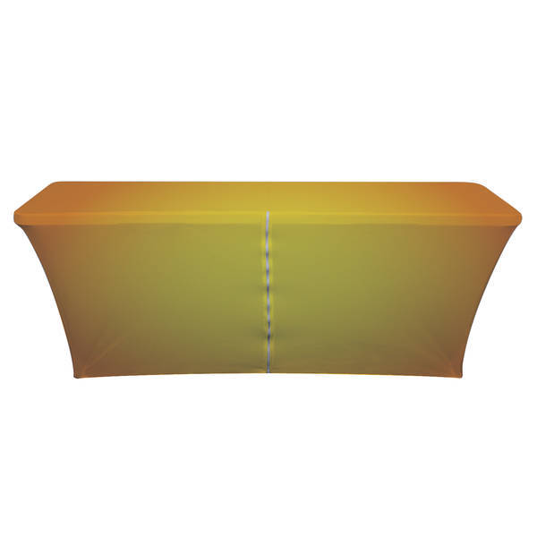 Ultrafit™ Classic Table Throw, 8' - Full Color Full Bleed