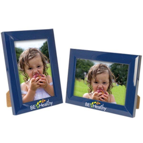 """Color Burst Plastic Frame, 4"""" x 6"""""""
