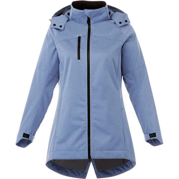 Bergamo Ladies' Softshell Jacket