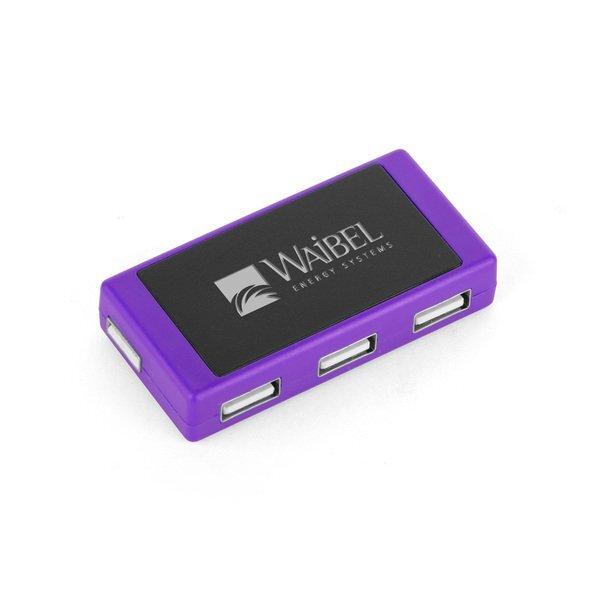 Light Up 3 Port USB Hub