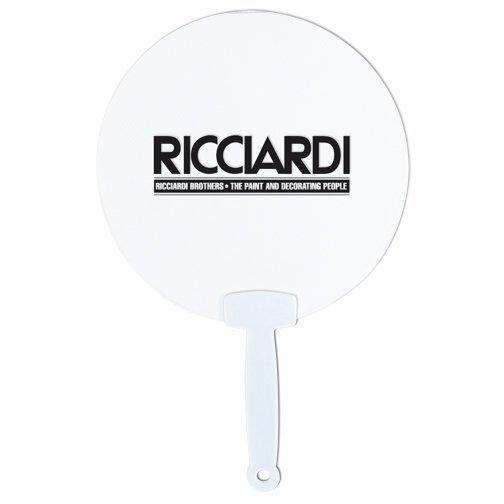 Plastic Hand Fan