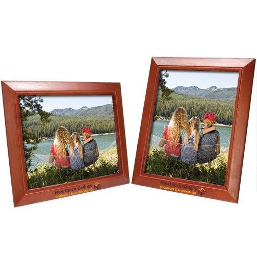 """Wood Photo Frame, 8"""" x 10"""""""