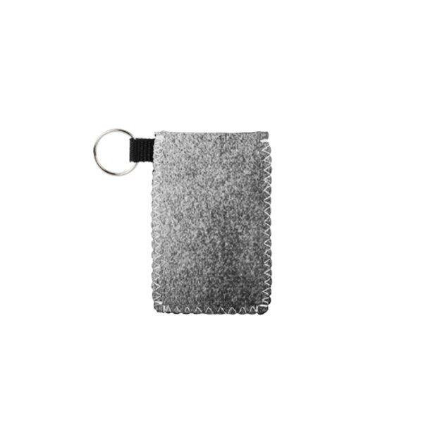 Metallic Neoprene Card Guardian Holder