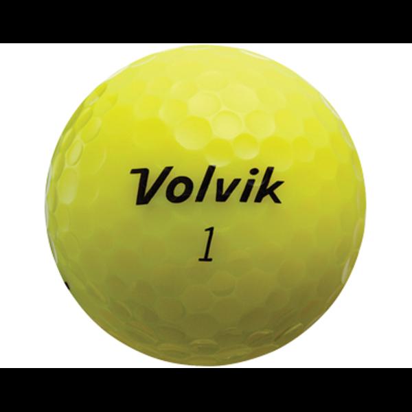 Volvik® Crystal Golf Ball, 12 Ball Box