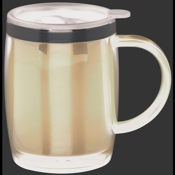 Desk Jockey Acrylic & Stainless Mug, 16oz.