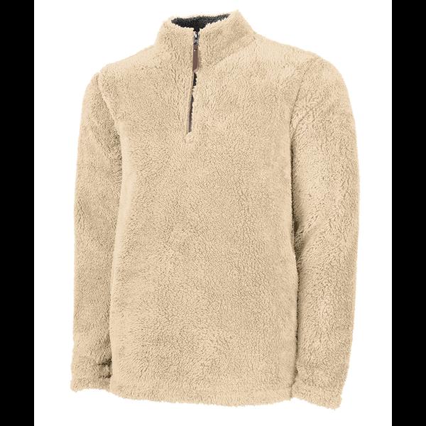 Charles River® Newport Men's Quarter Zip Fleece Pullover