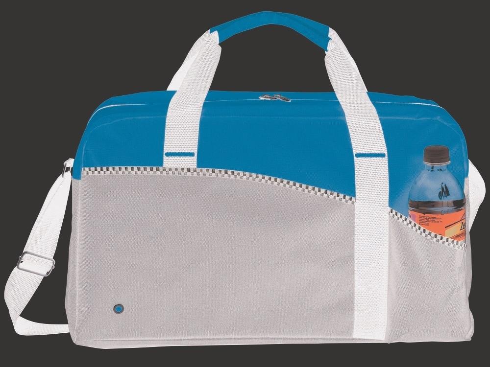 """Basic Polycanvas Sport Duffel Bag, 18"""""""