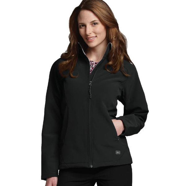 Charles River® Ultima 3-Layer Ladies' Soft Shell Jacket