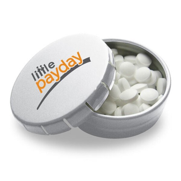 Sugar Free Mints in Klick Tin