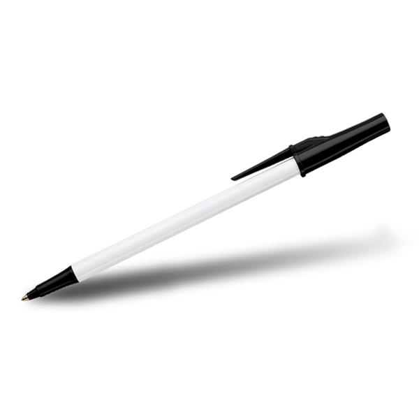 Paper Mate® WriteBros® Stick Pen - White Barrel