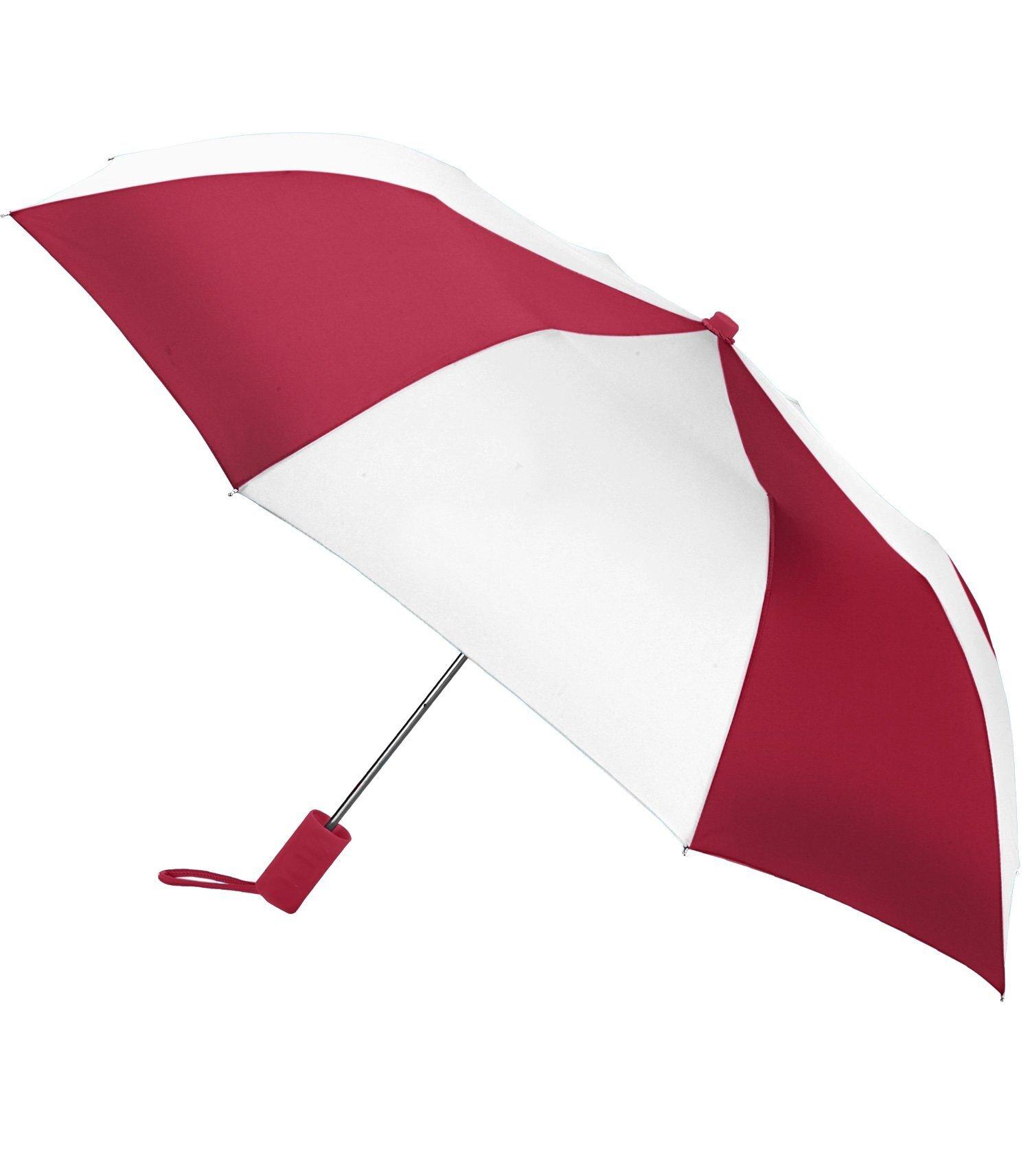 "Folding Automatic Open Umbrella, 42"" Arc"