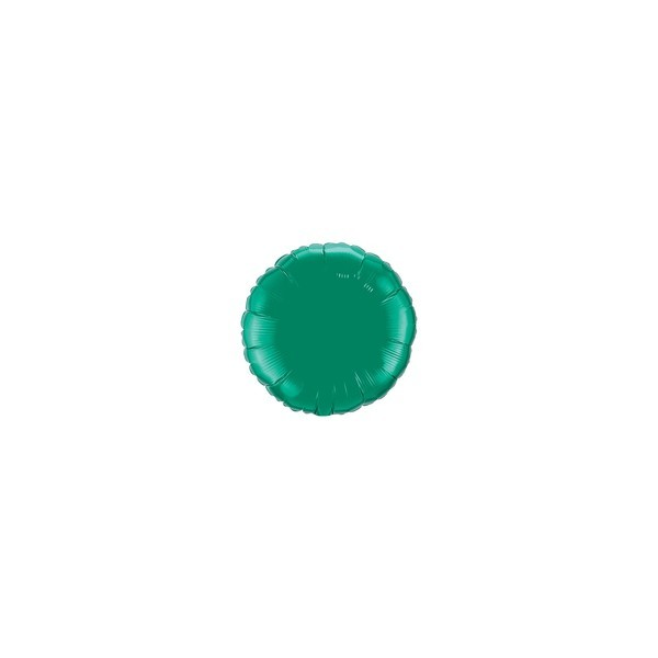 """Microfoil Round Balloon, 18"""""""