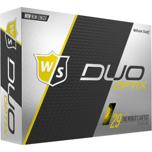 Wilson Duo Soft Optix, 12 Ball Box
