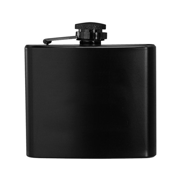 Stainless Steel Hip Flask, 5oz.