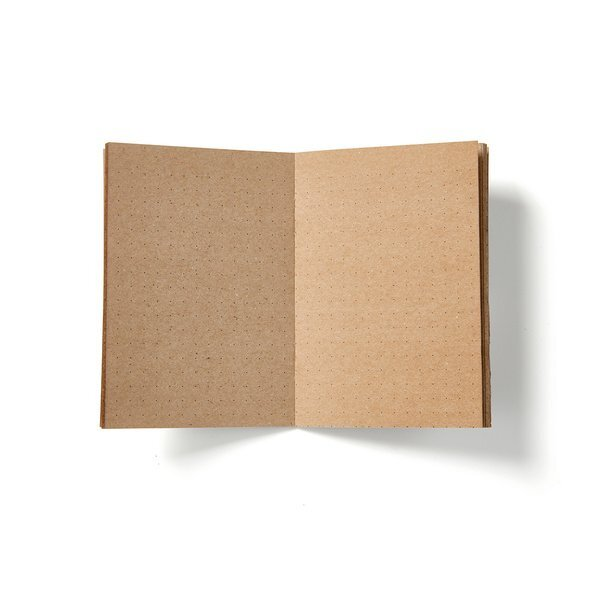 Camouflage Mini Notebook