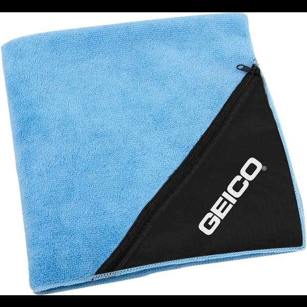 Swol Fitness Bamboo Towel: Microfiber Fitness Towel