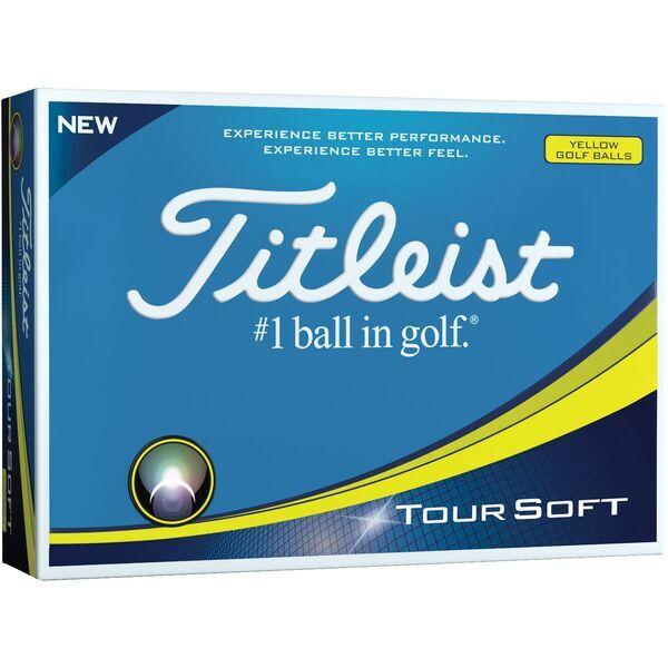 Titleist® Tour Soft 12 Ball Box